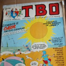 Cómics: COMIC HUMOR EDICIONES B: TBO 6 CON LA NOVIA DE FRANKEINSTEIN DE EDMON C1LL. Lote 31300997