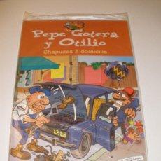 Cómics: PEPE GOTERA Y OTILIO - CHAPUZAS A DOMICILIO - EDICIONES B 2004 - PRECINTADO -. Lote 31372308