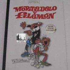 Cómics: MORTADELO Y FILEMÓN - EDICIÓN ESPECIAL COLECCIONISTA - RBA - MUY BUEN ESTADO. Lote 31575373