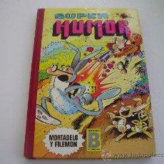 Comics : SUPER HUMOR - VOLUMEN Nº 5 - AÑO 1.987 - MORTADELO Y FILEMON. Lote 31616059
