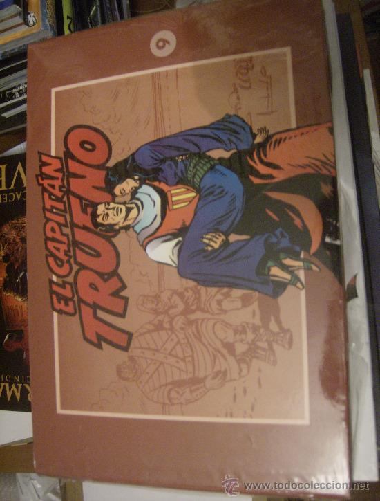 EL CAPITÁN TRUENO TOMO 09. EDICIONES B. (Tebeos y Comics - Ediciones B - Otros)