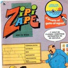 Cómics: ZIPI Y ZAPE, REVISTA JUVENIL, ESCOBAR, AÑO XV, Nº 652. Lote 31660352