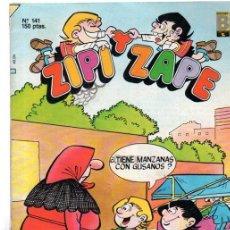 Cómics: ZIPI Y ZAPE, Nº 141, EDICIONES B, GRUPO ZETA. Lote 31719372