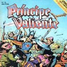 Cómics: PRÍNCIPE VALIENTE, Nº 12, 1988. Lote 31750510