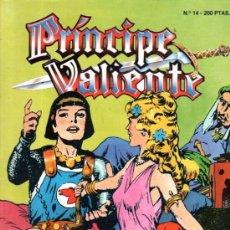 Cómics: PRÍNCIPE VALIENTE, Nº 14, 1988. Lote 31750520