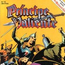 Cómics: PRÍNCIPE VALIENTE, Nº 15, 1988. Lote 31750522