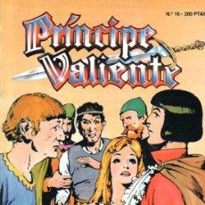 Cómics: PRÍNCIPE VALIENTE, Nº 16, 1988, EDICIÓN HISTÓRICA. Lote 31750526