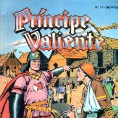 Cómics: PRÍNCIPE VALIENTE, Nº 17, 1988, EDICIÓN HISTÓRICA. Lote 31750529