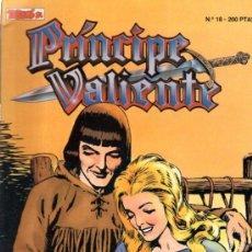 Cómics: PRÍNCIPE VALIENTE, Nº 18, 1988, EDICIÓN HISTÓRICA. Lote 31750531