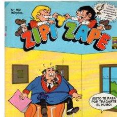 Cómics: ZIPI Y ZAPE, Nº 169, EDICIONES B, ESCOBAR. Lote 31753374