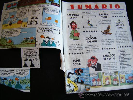 Cómics: EDICIONES B. SUPER LOPEZ. Nº 53. OJO LECTOR CON: LOS CERDITOS DE CAMPRODÓN. 225 PTAS - Foto 2 - 31770050