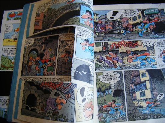 Cómics: EDICIONES B. SUPER LOPEZ. Nº 53. OJO LECTOR CON: LOS CERDITOS DE CAMPRODÓN. 225 PTAS - Foto 3 - 31770050