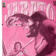 Cómics: JABATO, EL CHACAL DEL MAL, EDICIÓN HISTÓRICA, EDICIONES B, Nº 29. Lote 31765967