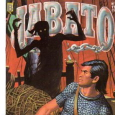 Cómics: JABATO, NORLUND, SIN ROSTRO, EDICIÓN HISTÓRICA, EDICIONES B, Nº 27. Lote 31765990