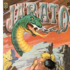 Cómics: JABATO, LA ISLA DE RAA, EDICIÓN HISTÓRICA, EDICIONES B, Nº 26. Lote 31765998