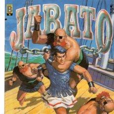 Cómics: JABATO, EL COLOSO DEL MAR, EDICIÓN HISTÓRICA, EDICIONES B, Nº 25. Lote 31766007