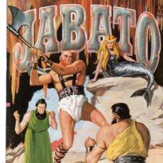 Cómics: JABATO, EL CANTO DE LA SIRENA, EDICIÓN HISTÓRICA, EDICIONES B, Nº 36. Lote 31766019