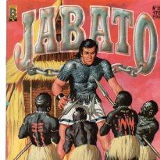 Cómics: JABATO, EL SECRETO DE LA ISLA, EDICIÓN HISTÓRICA, EDICIONES B, Nº 35. Lote 31766027