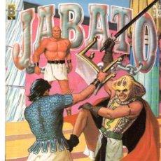 Cómics: JABATO, EL TEMPLO DE RA, EDICIÓN HISTÓRICA, EDICIONES B, Nº 31. Lote 31766061