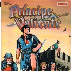Cómics: EL PRÍNCIPE VALIENTE, Nº 27, EDICIÓN HISTÓRICA, EDICIONES B. Lote 31766428