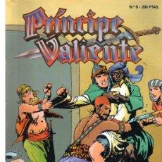 Cómics: EL PRÍNCIPE VALIENTE, Nº 8, EDICIÓN HISTÓRICA, EDICIONES B. Lote 31766434