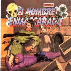 Cómics: EL HOMBRE ENMASCARADO, Nº 28, EDICIÓN HISTÓRICA, REVOLUCIÓN EN BANGALLA. Lote 31768554