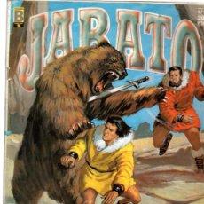 Cómics: JABATO, EDICIÓN HISTÓRICA, GRITOS EN LA VENTISCA, Nº 103, EDICIONES B. Lote 109044587