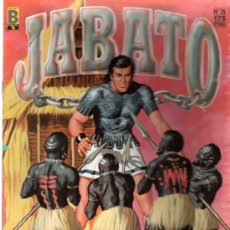 Cómics: JABATO, EDICIÓN HISTÓRICA, EL SECRETO DE LA ISLA, Nº 35, EDICIONES B. Lote 31777475