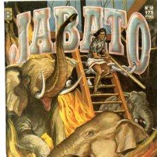 Cómics: JABATO, EDICIÓN HISTÓRICA, EXTRAÑO JINETE, Nº 50, EDICIONES B. Lote 31777494