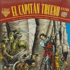 Cómics: B.FANS. EL CAPITÁN TRUENO EXTRA Nº 2. VICTOR MORA - FUENTES MAN - AMBRÓS.. Lote 31824513