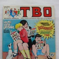 Cómics: TBO Nº 39 EDICIONES B. Lote 31911040