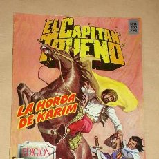 Cómics: CAPITÁN TRUENO EDICIÓN HISTÓRICA Nº 14. HORDA DE KARIM. EDICIONES B, 1987. BERNAL, MORA, AMBRÓS.. Lote 31912284