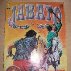 Cómics: JABATO Nº 10 EDICIÓN HISTORICA - EDICIONES B. Lote 31984053