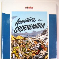 Cómics: +++ EL CAPITÁN TRUENO - AVENTURA EN GROENLANDIA - EDIT. DIARIO EL PAÍS - EDICIÓN AÑO 2005. Lote 32003868
