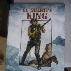 Cómics: EL SHERIFF KING Nº 2 / EDICIONES B. Lote 32071755