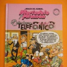 Cómics: MAGOS DEL HUMOR . MORTADELO Y FILEMÓN . EL PINCHAZO TELEFONICO . EDICIONES B .. Lote 32211731