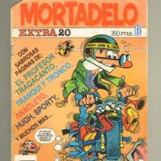 Cómics: TEBEOS-COMICS GOYO - MORTADELO EXTRA Nº 20 - ED.B *BB99. Lote 32219793