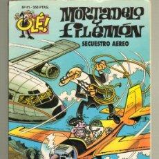 Cómics: TEBEOS-COMICS GOYO - MORTADELO - OLE - Nº 41 - 1ª EDICION 1993 *BB99. Lote 32220026