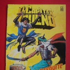 Cómics: EL CAPITAN TRUENO Nº 121, EL DESQUITE. EDICIONES B, AÑO 1987. EDICIÓN HISTORICA. Lote 32359224