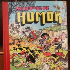 Cómics: SUPER HUMOR – EDICIONES B – 1987 – LOTE DE 4 TOMOS TAPA DURA DE CONSERVACION. Lote 32329161