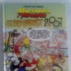 Cómics: MORTADELO Y FILEMON -MAGOS DEL HUMOR Nº 116- EURO BASKET 2007. Lote 32506820