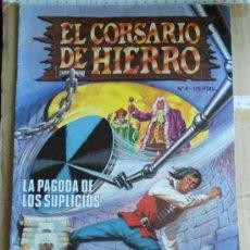 Cómics: COMIC AVENTURAS EDICIONES B: CORSARIO DE HIERRO 8 LJ.GE . Lote 32674425