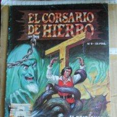 Cómics: COMIC AVENTURAS EDICIONES B: CORSARIO DE HIERRO 9 LJ.GE . Lote 32674435