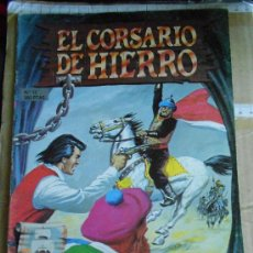 Cómics: COMIC AVENTURAS EDICIONES B: CORSARIO DE HIERRO 12 LJ.GE . Lote 32674443