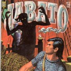 Cómics: JABATO. NORLUND SIN ROSTRO. EDICIONES B. COLECCION SUPER AVENTURAS. 1987.. Lote 32552196