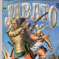 Cómics: JABATO. EL JUNCO TRAGICO. EDICIONES B. COLECCION SUPER AVENTURAS. 1987.. Lote 32552206