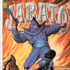 Cómics: JABATO. EL TEMIBLE TIBURON. EDICIONES B. COLECCION SUPER AVENTURAS. 1987.. Lote 32552219