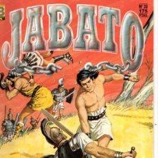 Cómics: JABATO. SURAGAH, LA OLVIDADA. EDICIONES B. COLECCION SUPER AVENTURAS. 1987.. Lote 32552279