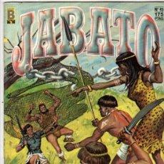Cómics: JABATO. LA VOLUNTAD DE RAMAH. EDICIONES B. COLECCION SUPER AVENTURAS. 1987.. Lote 32552298