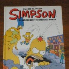 Cómics: GRANDES DEL HUMOR EL PERIÓDICO 11 - SIMPSON - EL ASOMBROSO Y GIGANTESCO HOMER - 1997. Lote 32581676